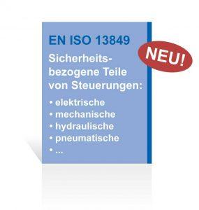 Die neue DIN EN ISO 13849 gilt für unterschiedliche Maschinentypen und unabhängig, ob Antrieb bzw. Steuerung mechanisch, elektrisch, pneumatisch oder hydraulisch erfolgen.