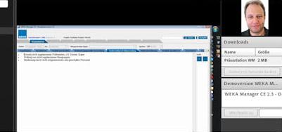 Grundlagenwebinar zur Software WEKA Manager CE