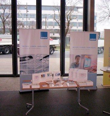 MAN Forum WEKA Aussteller 2011