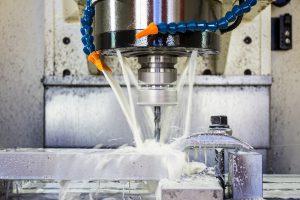 Biostoffe bei der Metallbearbeitung - Verkeimungsgefahr bei Kühlschmierstoffen