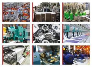 Die Maschinenrichtlinie gilt für ein breites Spektrum an Maschinenmodellen.