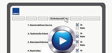Das Video informiert Sie in Kürze über die wesentlichen Funktionen der Software WEKA Manager CE.